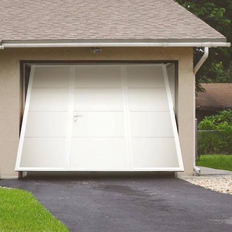 Porte de garage basculante neofen - Securisation porte garage basculante ...
