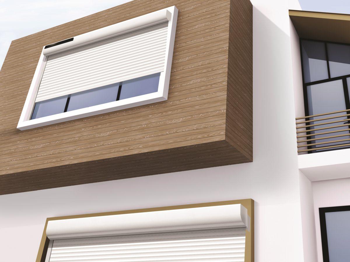 volet autonome solaire neofen. Black Bedroom Furniture Sets. Home Design Ideas